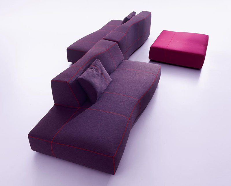 Bend Sofa by Patricia Urquiola 5