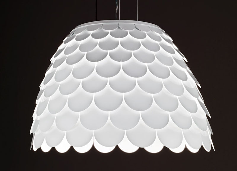 Carmen Pendant Lamp by Hector Serrano
