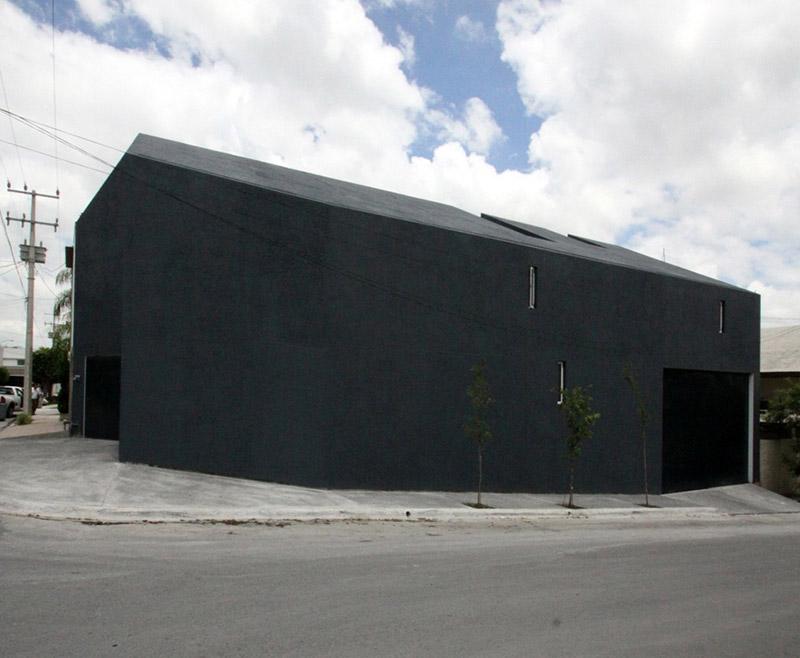 Casa de uno by dear architects for Uno casa design