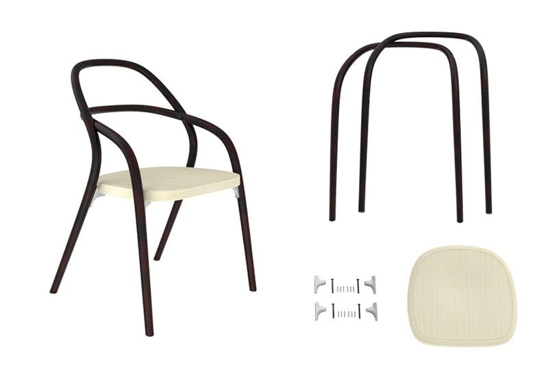 Chair 002 by Jaroslav Jurica 1