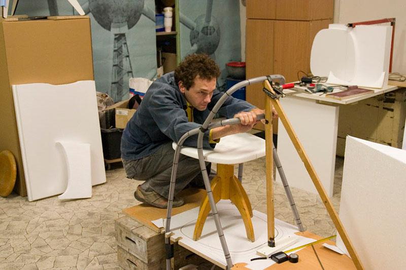 Chair 002 by Jaroslav Jurica 7