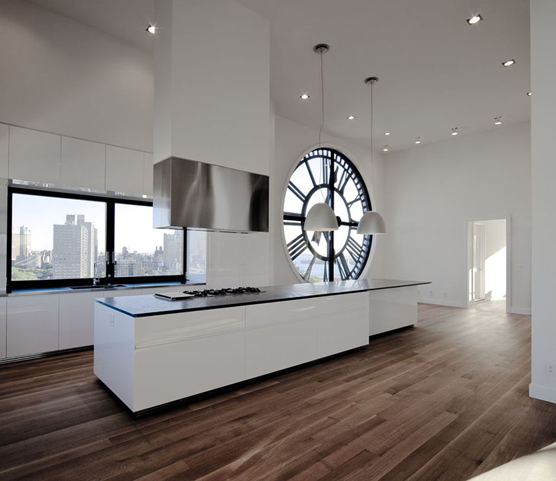 Clock Tower Kitchen 1