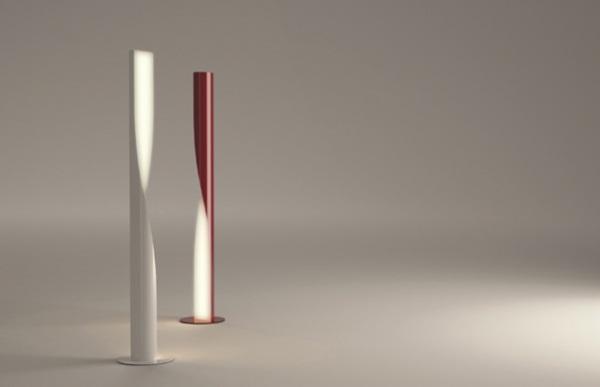 Evita Floor Lamp by AquiliAlberg 2