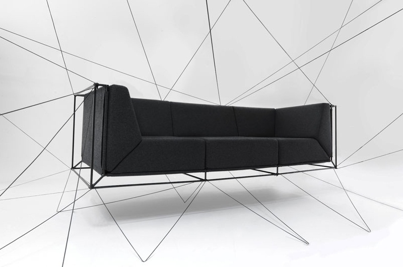 Floating Sofa by Philippe Nigro 1