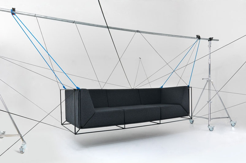 Floating Sofa by Philippe Nigro 2