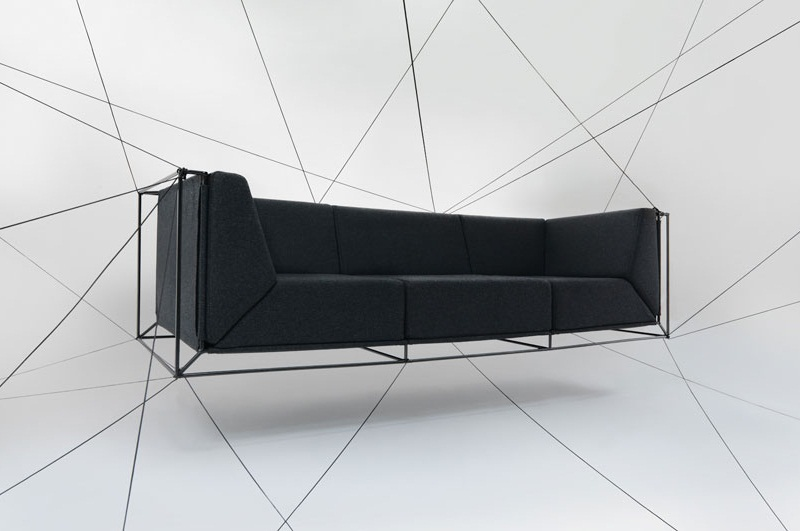 Floating Sofa by Philippe Nigro 7