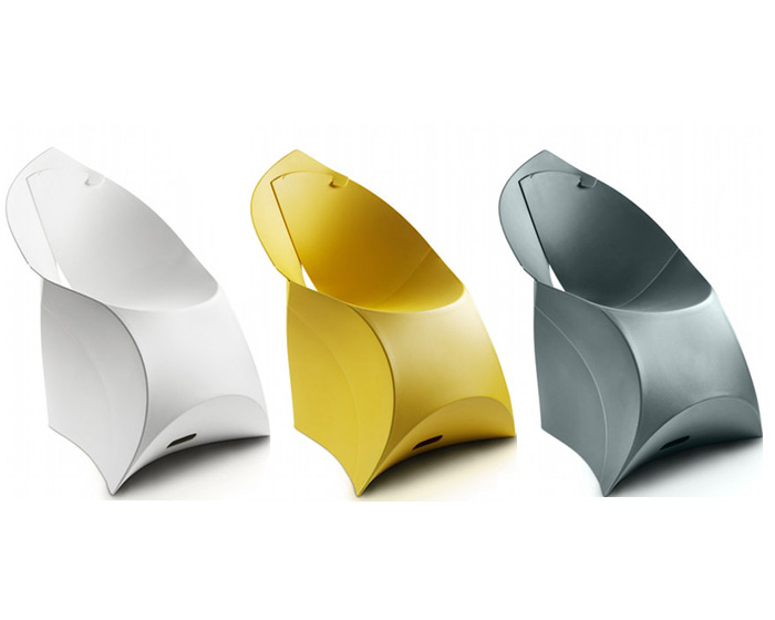 Light and Flexible Flux Chair 4
