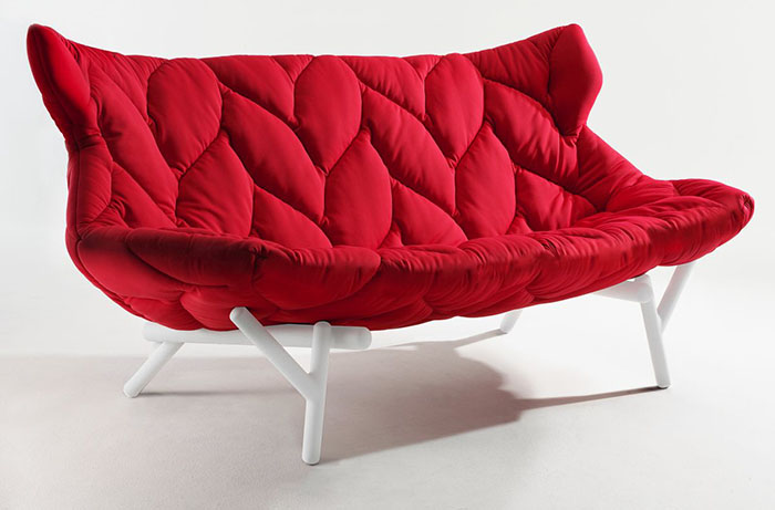 Foliage Sofa by Patricia Urquiola 1