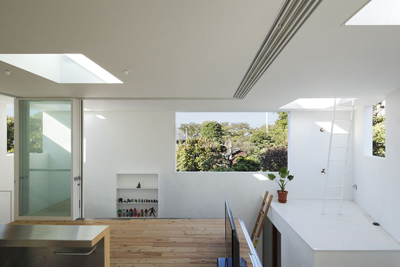 Inside Out House by Takeshi Hosaka Architects 5