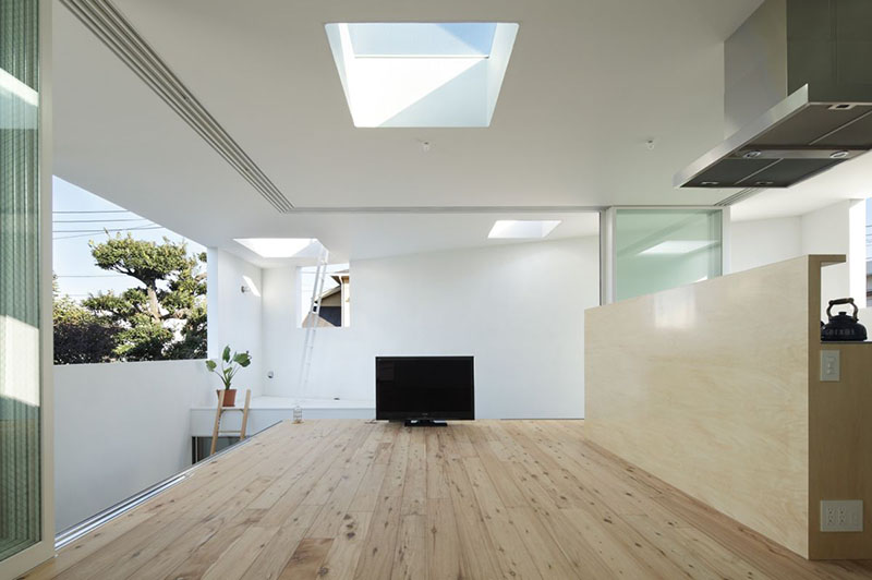 Inside Out House by Takeshi Hosaka Architects 6
