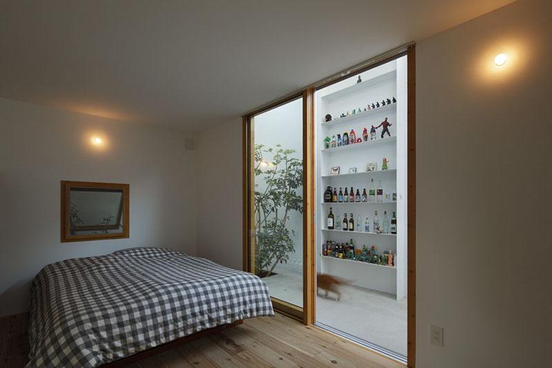 Inside Out House by Takeshi Hosaka Architects 8