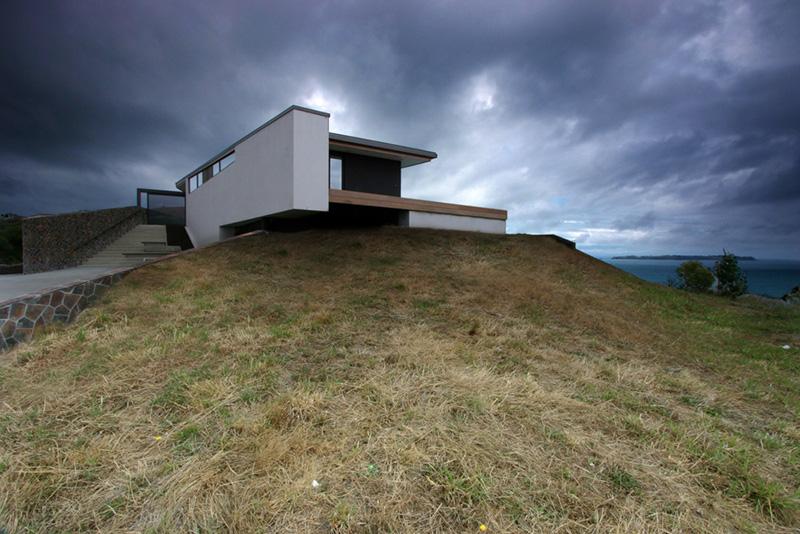 Korora House by Daniel Marshall Architects 1