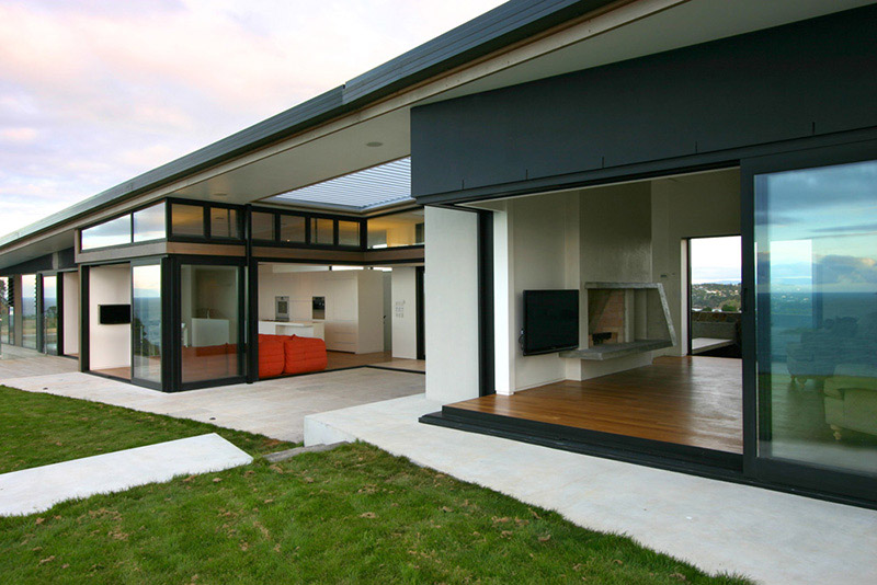 Korora House by Daniel Marshall Architects 5