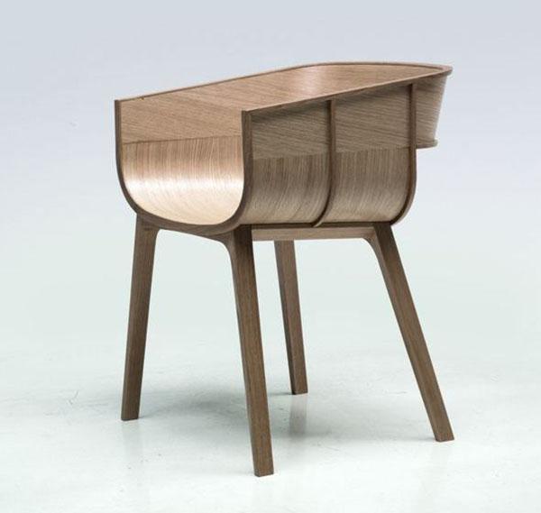 Maritime Chair by Benjamin Hubert for Casamania 1