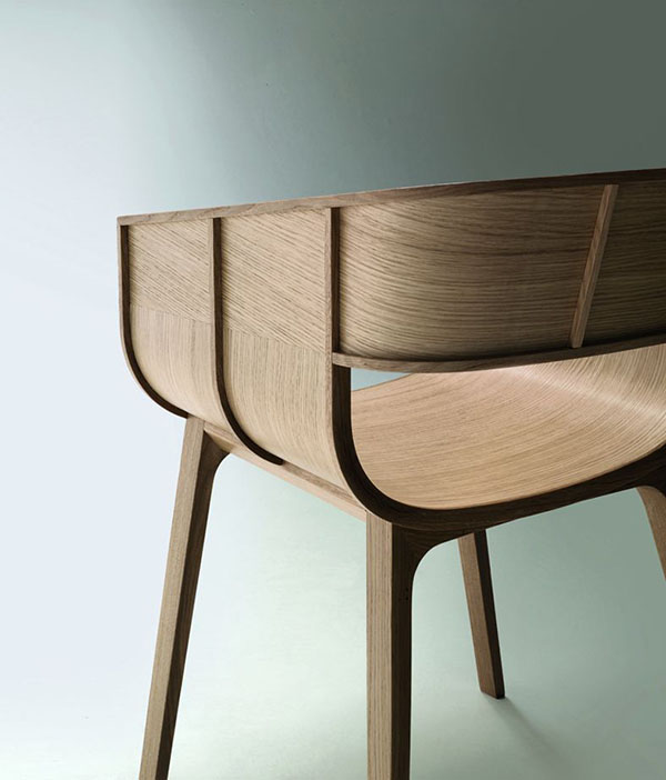 Maritime Chair by Benjamin Hubert for Casamania 4