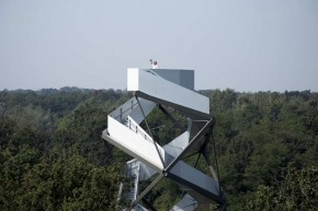 Murturm Nature Observation Tower by Terrain