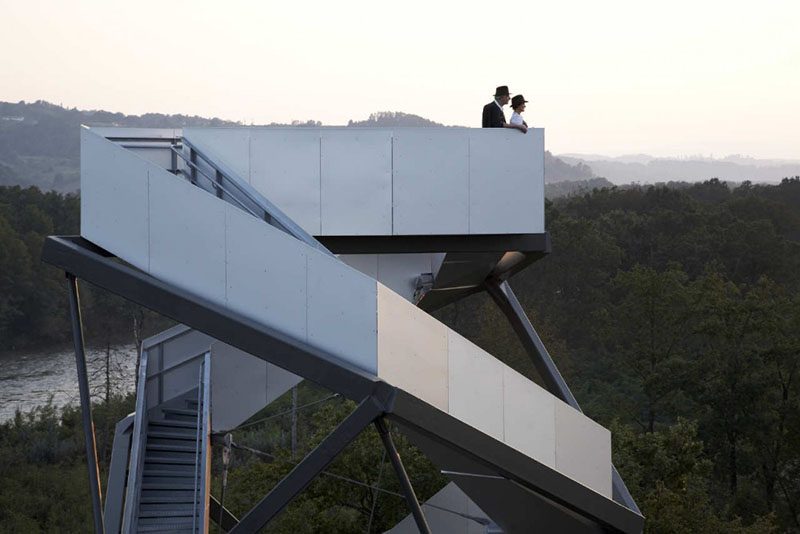 Murturm Nature Observation Tower by Terrain 8