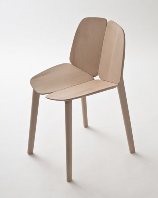 Wooden Seating Furniture Osso Chair 1