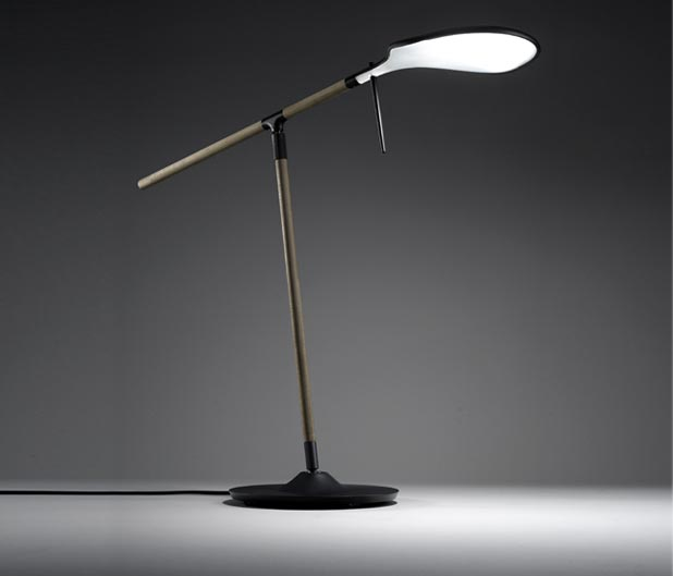 Paddle Lamp by Benjamin Hubert 1