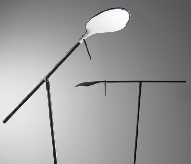 Paddle Lamp by Benjamin Hubert 2