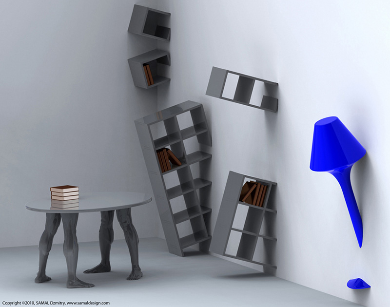 Parallel World Collection by Samal Design 1