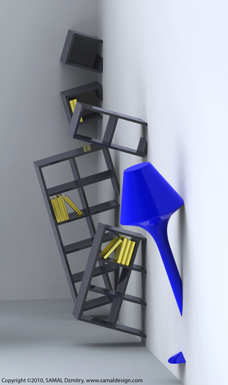 Parallel World Collection by Samal Design 7