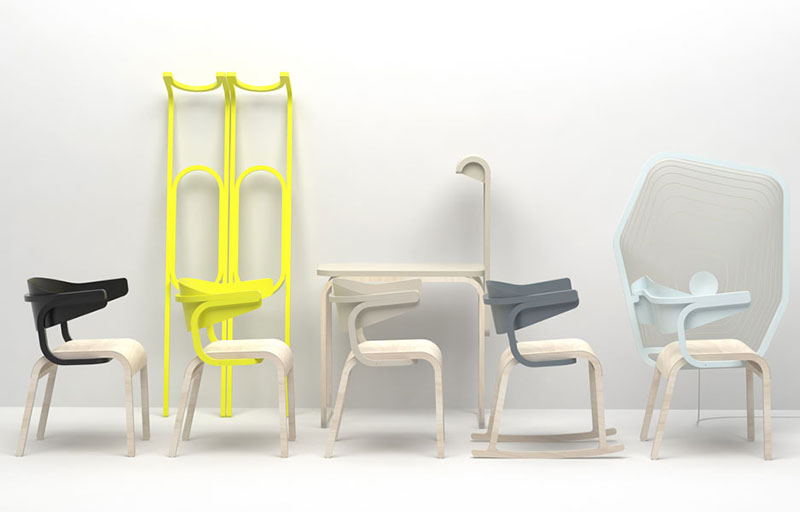 Perch Furniture Collection by Pierre Favresse 1
