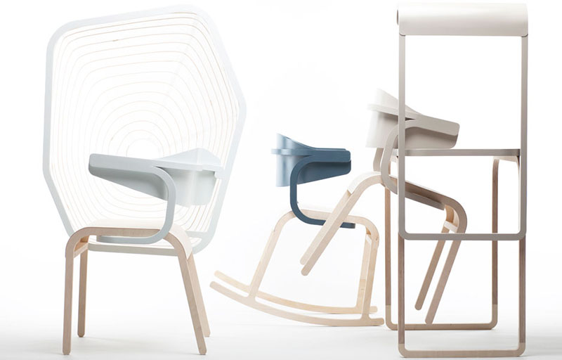 Charming Perch Furniture Collection By Pierre Favresse 2
