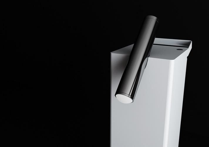 Futuristic LED Light Ray by Joongho Design 2