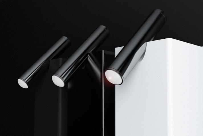 Futuristic LED Light Ray by Joongho Design 3