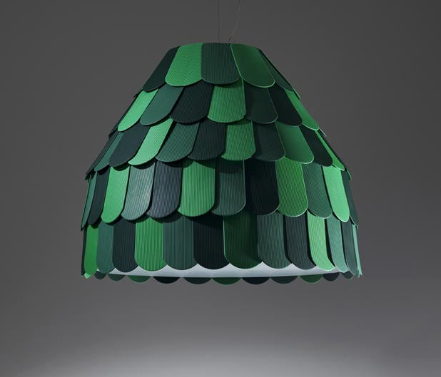 Roofer Lamp by Benjamin Hubert 1