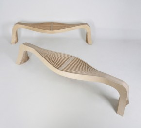 Stretch Bench by Tak Euy Sung Design