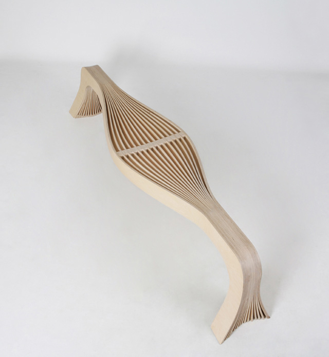 Stretch Bench by Tak Euy Sung 3