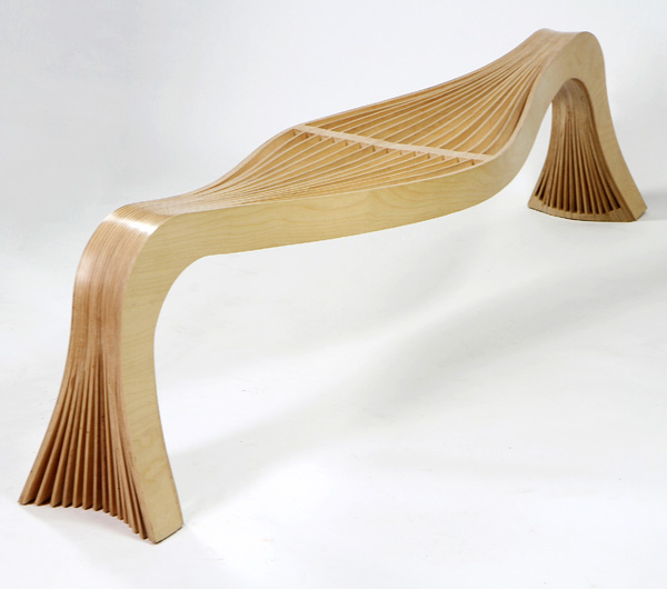 Stretch Bench by Tak Euy Sung 4