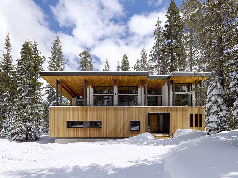 Suger Bowl Residence by John Maniscalco Architecture 3