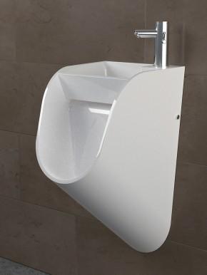 Tandem – Versatile Urinal-cum-Sink Design