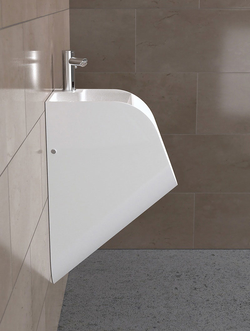 Tandem Urinal-cum-Sink 3