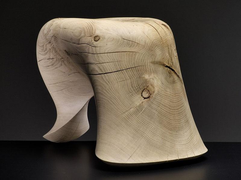 Tonus Stool by Aldo Bakker 1