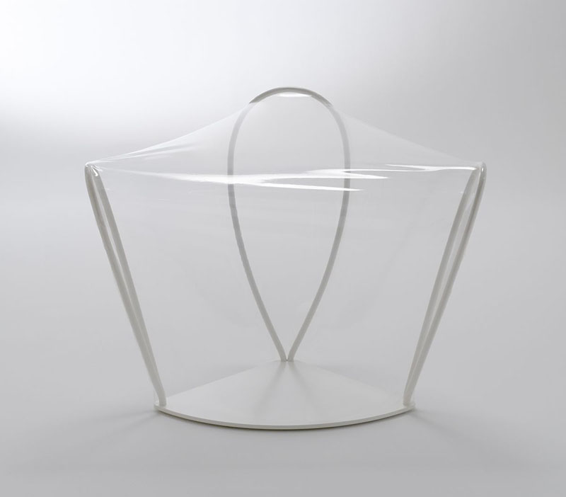 Transparent Chair by Nendo 1