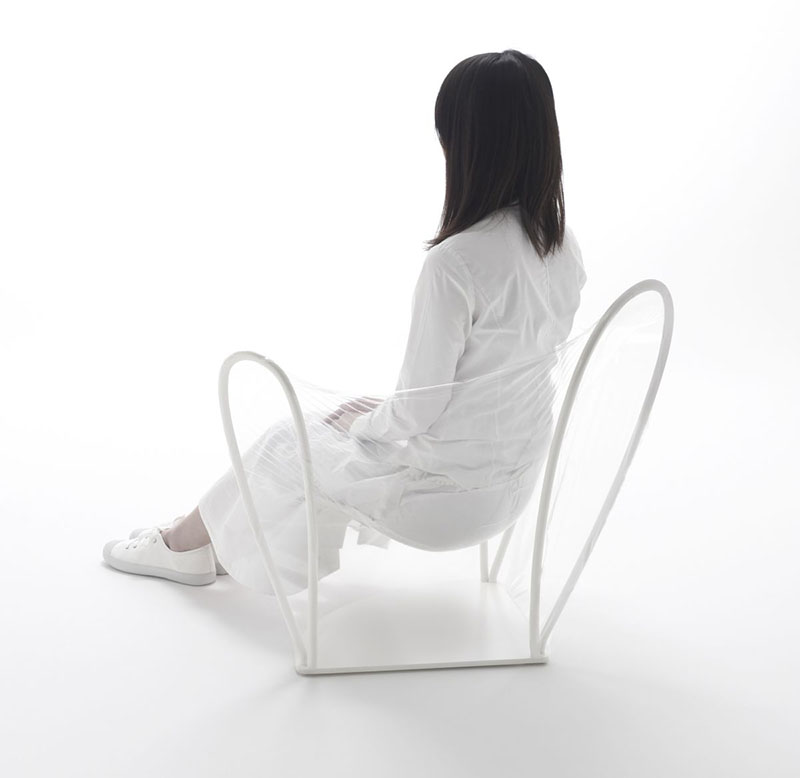 Transparent Chair by Nendo 4