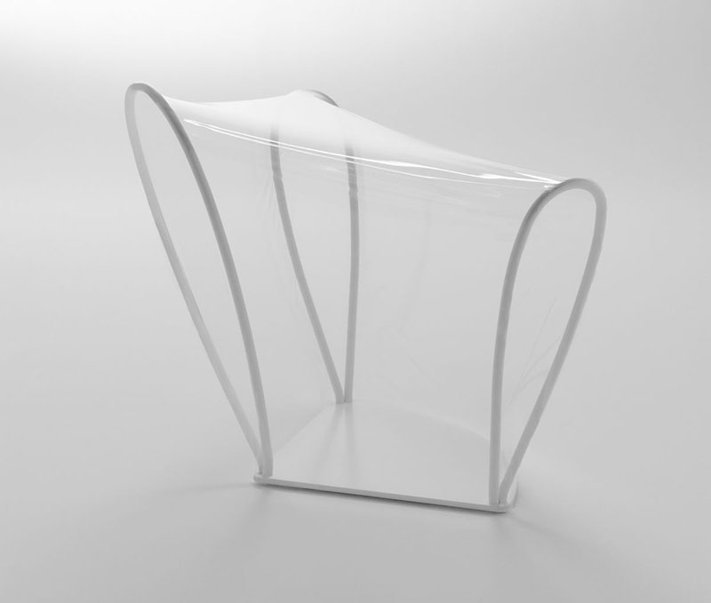 Transparent Chair by Nendo 5
