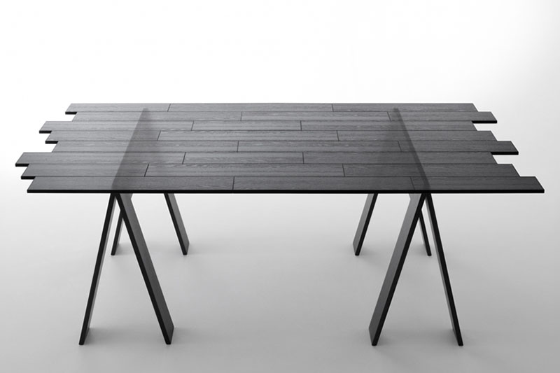 Transparent Table by Nendo 1
