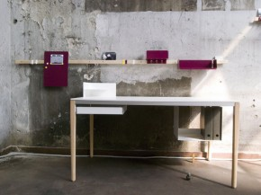Boundary Desk by Felix de Pass