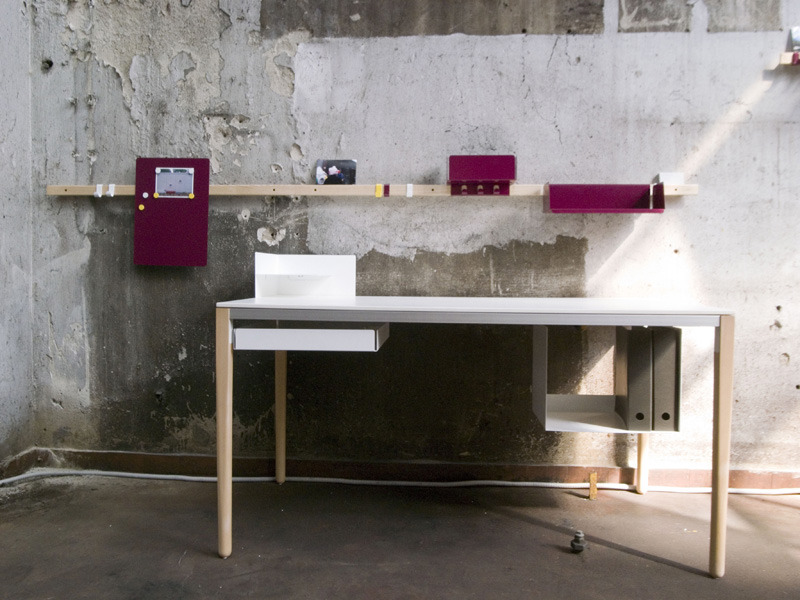 Boundary Desk by Felix de Pass 1