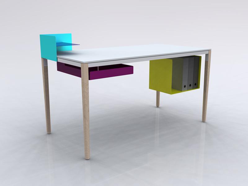 Boundary Desk by Felix de Pass 5