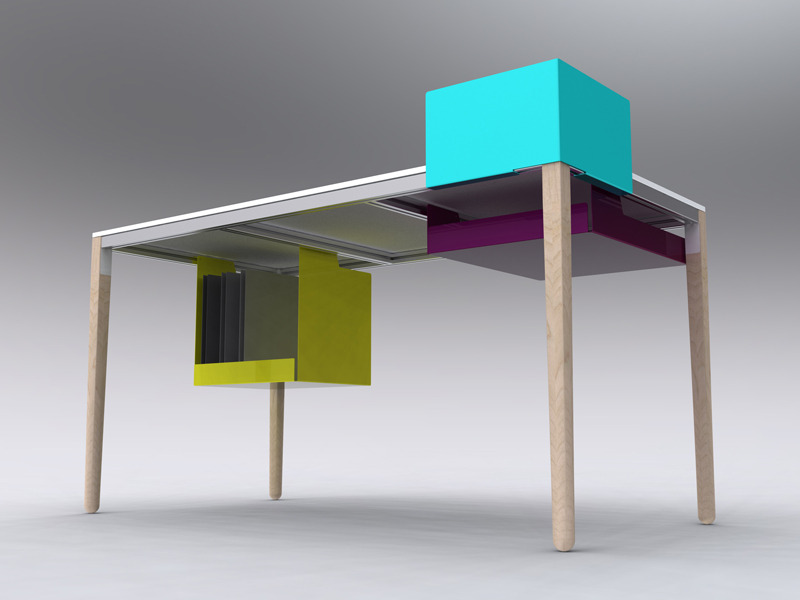 Boundary Desk by Felix de Pass 6