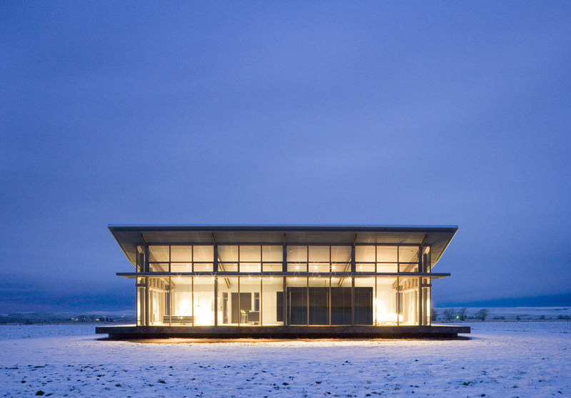Glass Farmhouse 2