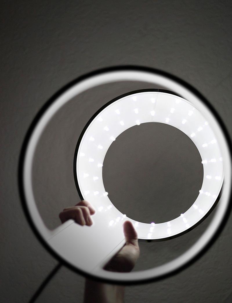 LED Shade Lamp 3