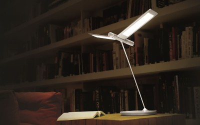 Seagull LED Lamp Collection by QisDesign