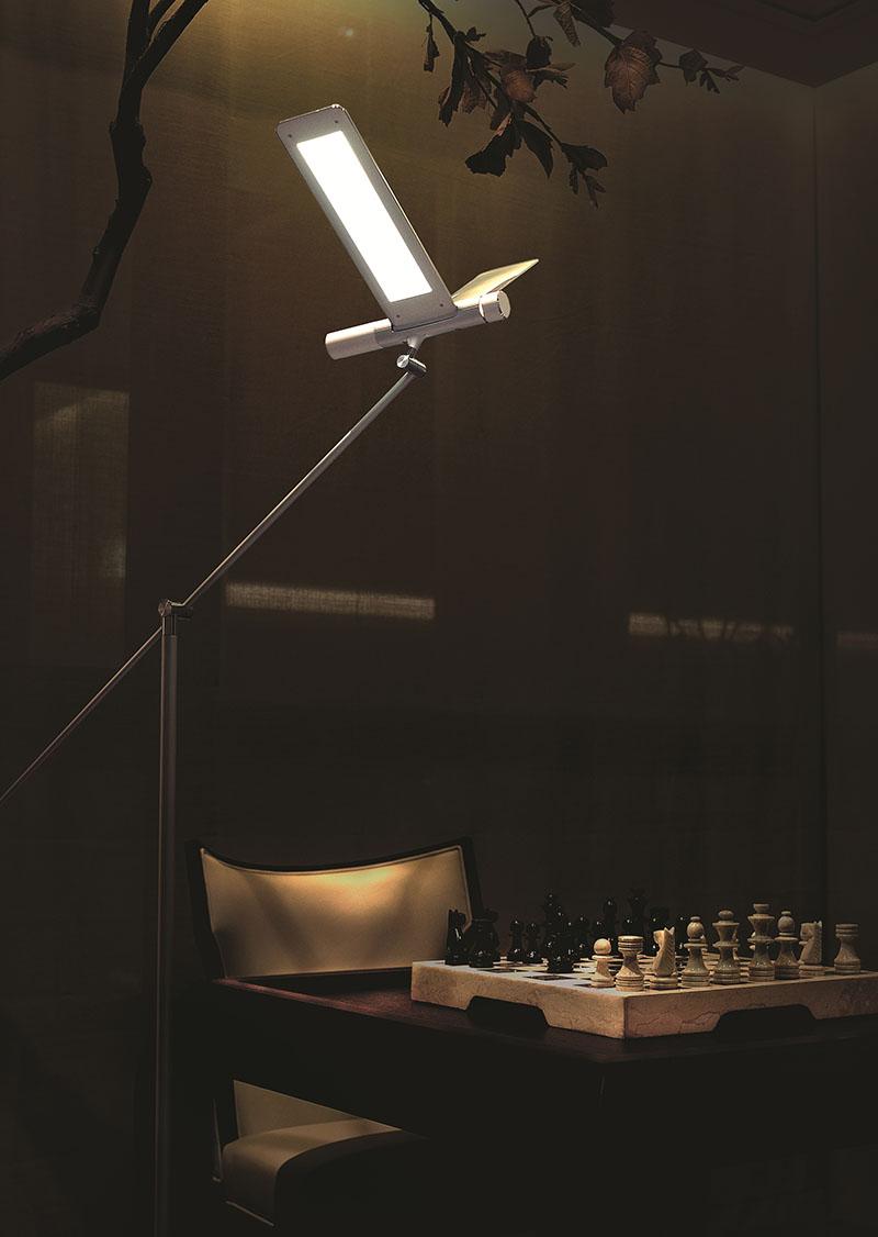 Seagull Floor Lamp 3